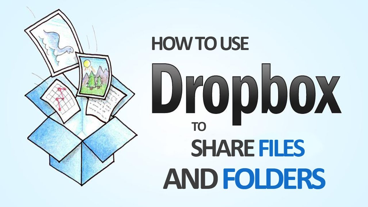 How To use Dropbox to Share Files and Edit Documents Online?
