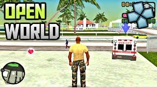 Top 10 Best Open World Games for PSP   PPSSPP Emulator