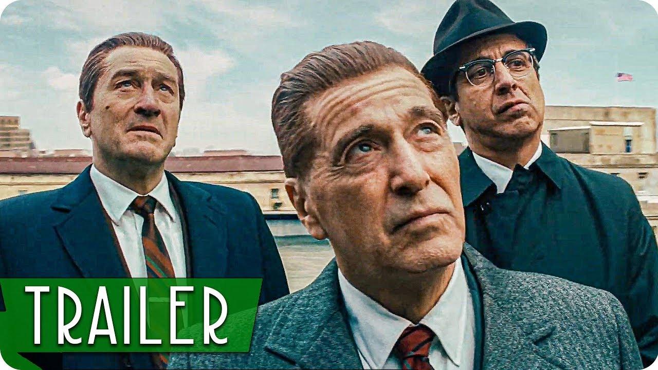 The Irishman Trailer Deutsch