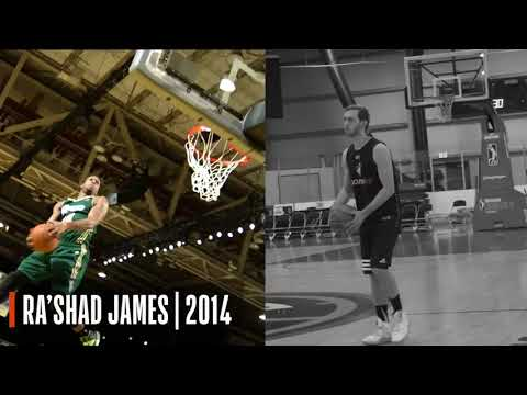 Jordan Kilganon Re-Creates NBA G League Slam Dunks