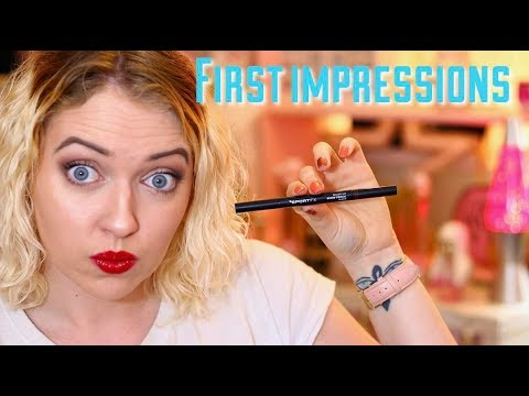 SPORT FX EYEBROW PENCIL FIRST IMPRESSIONS | IdleGirl