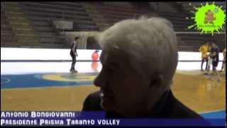 05-04-2013: Intervista all'Avv. Antonio Bongiovanni sul futuro del volley a Taranto