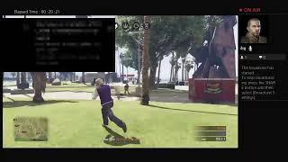 GTA5 online game play
