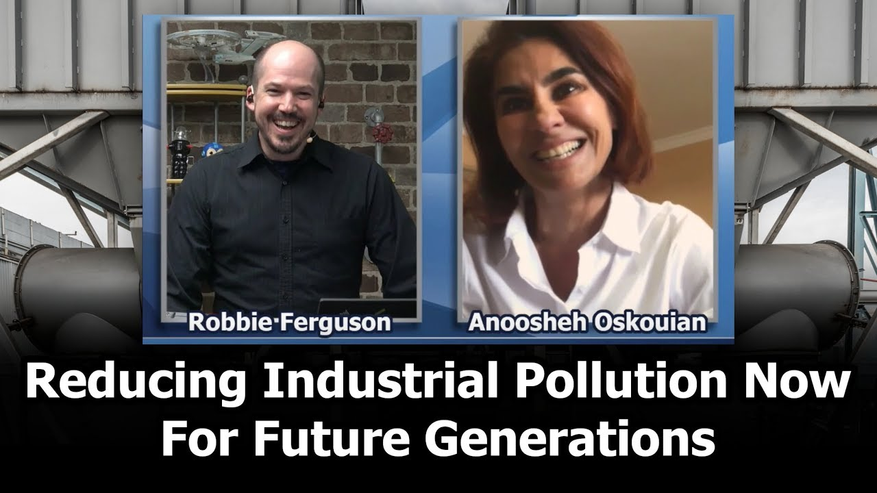 Download Fighting Pollution, Gender Stereotypes and Cultural Opposition with Anoosheh Oskouian
