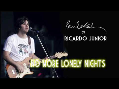 Paul McCartney - No More Lonely Nights - by Ricardo Junior