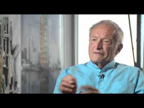 Interview: Architect Lord Richard Rogers,  Stirk Harbour & Partners - Barangaroo Development Sydney