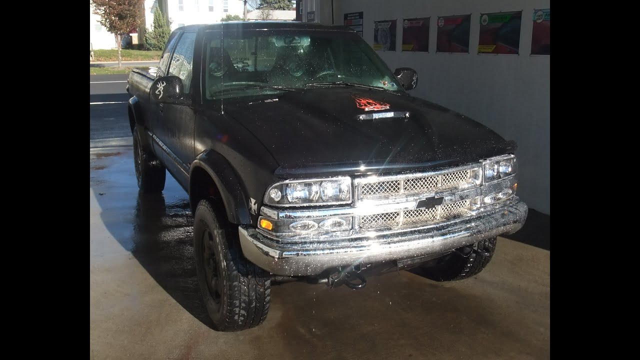 S10 Zr2 Project 4 3 V6 Vortec Automatic