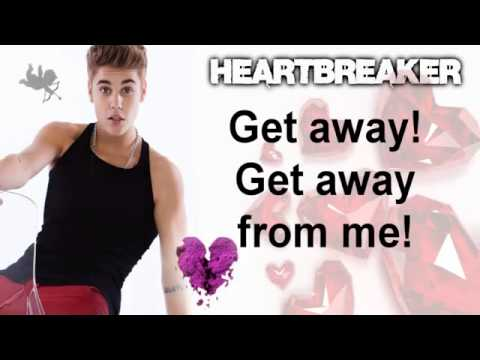 Justin bieber hear {lyrics video}