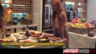 مريم اوزرلي :Meryem Uzerli(هويام) علي قناة Hurriyet WEBTV
