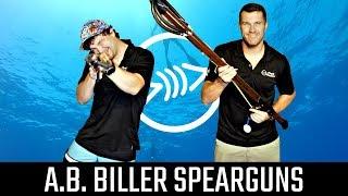 A. B. المفوتر Spearguns - فلوريدا Freedivers