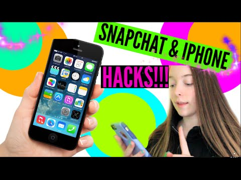 how to hack snapchat iphone iphone amp snapchat hacks 6090