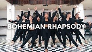 Bohemian Rhapsody - Queen, Panic! At The Disco (Dance Video) | @besperon Choreography