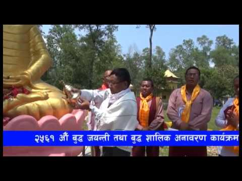 Buddha Statue Establishment Ceremony
