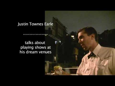 Justin Townes Earle Exclusive Interview for Luxury Wafers