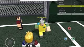Kick off....... so ROBLOX soccer?