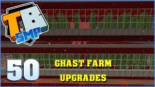 Ghast Farm Upgrades | Truly Bedrock Season 2 Episode 50 | Minecraft Bedrock Edition