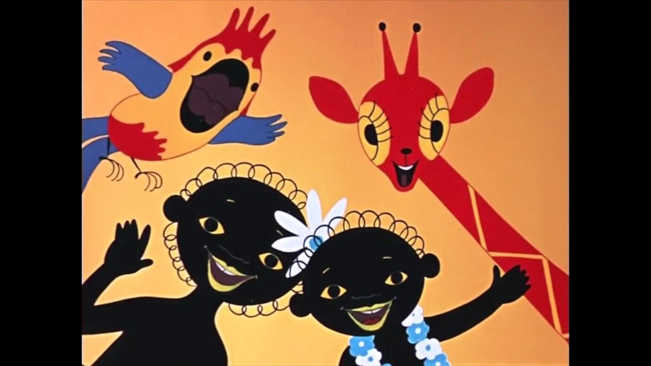 Музыкальные мультики 2 - Песенки для детей - Сборник мультфильмов для детей