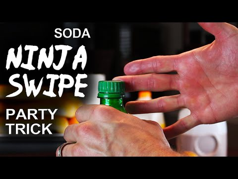 Best Soda Trick For An Unforgettable Party