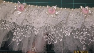 Shabby Shabby-Chic Trim Tutorial - jennings644