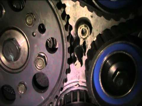 Correia de distribuição, Teste final  Timing Belt  Opel