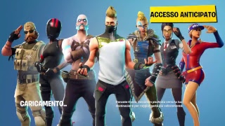 Trufferanno Mohamed? + Wettbewerb salva M. O V-Bucks - Fortnite salva mondo