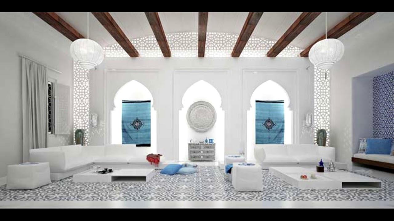 Marokkaanse woonkamer decoratie youtube