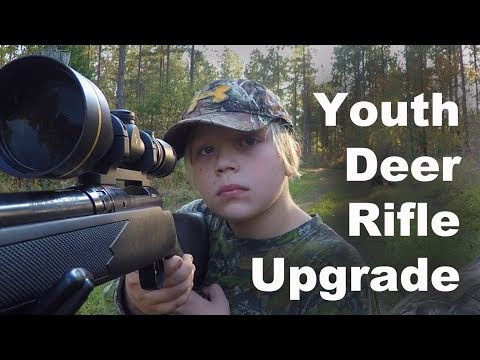The Best Youth Deer Rifle - Choosing the Right Caliber Deer Rifle For a Youth