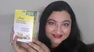 My favourite green tea : Sunny Lemony by Ecovalley