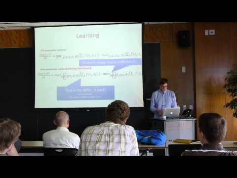 ML Lunch (Oct 7, 2013): Extracting Knowledge from Informal Text