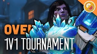 1V1 TOURNAMENT! - Overwatch Gameplay (Funny Moments)