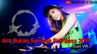Download lagu Duet VW - Aku Bukan Samsak Full Bass 2019 l Spectrum Version Dj Soda