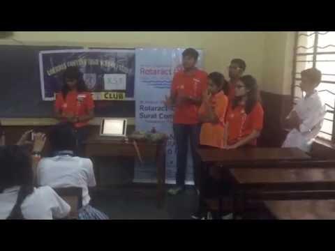 Interact Seminar - Lourdes Convent School