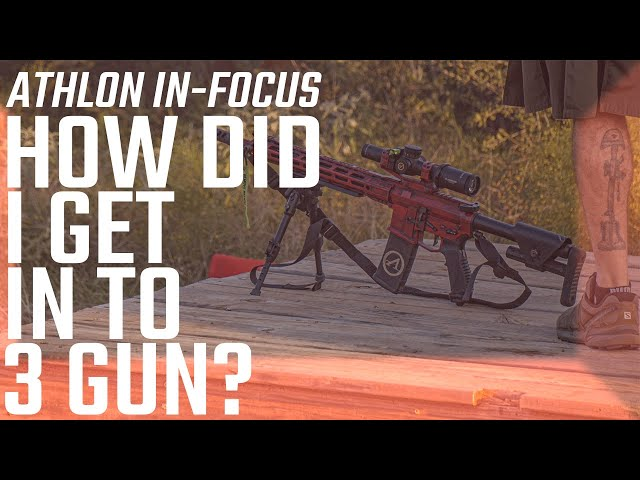 Athlon In-Focus: How Did I Get into 3GUN?