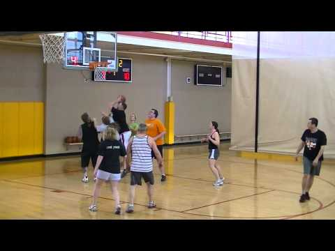 Strother High School Alumni Basketball Game 2012, Part 1