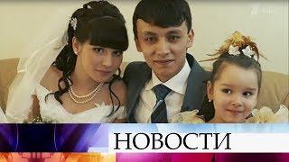 «Московские Ромео иДжульетта» Хабиб иВалентина— встудии программы «Насамом деле».