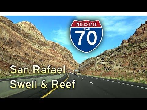 Grand Circle Tour II - Ep 6 || Interstate 70 Utah #2: San Rafael Swell & Reef