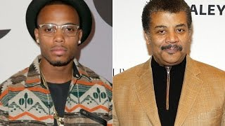 B.o.B., Neil Degrasse Tyson, and Flat Earth