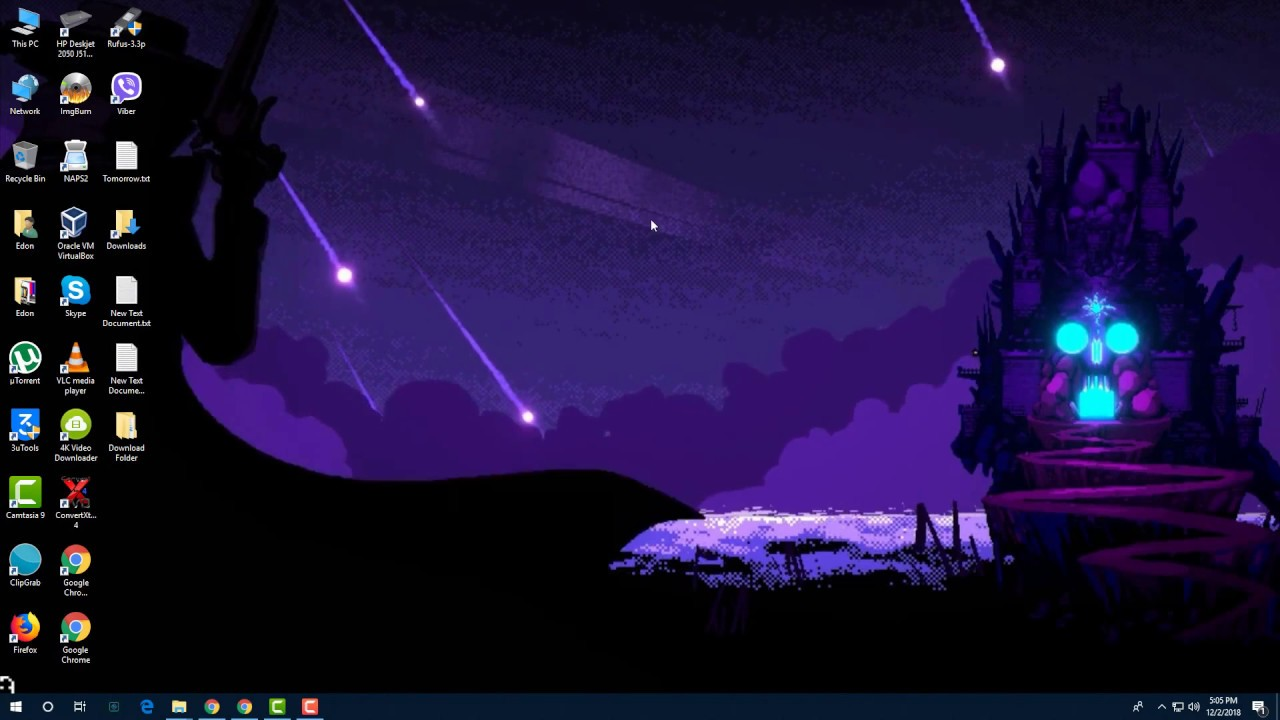Live Wallpapers for Windows (How to