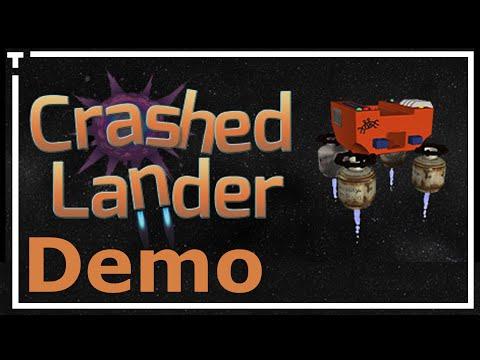 Crashed Lander Demo |