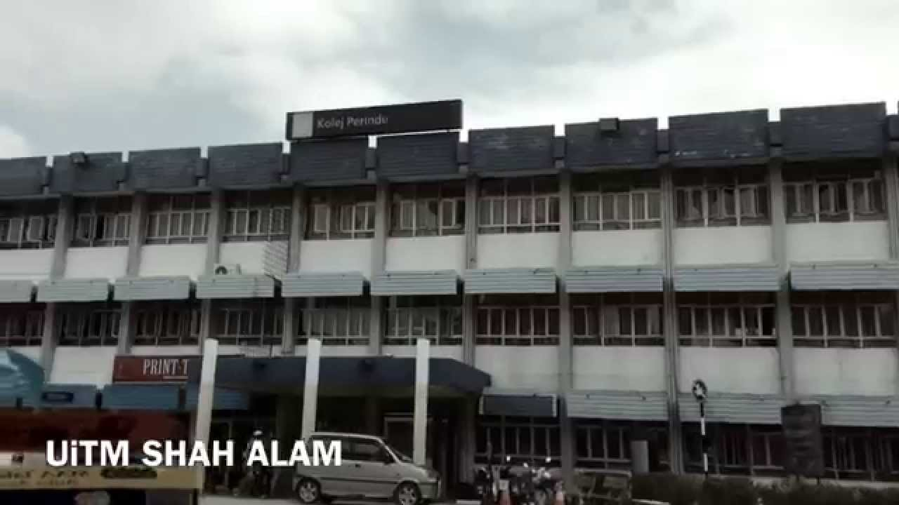 Driving Around Uitm Shah Alam Youtube