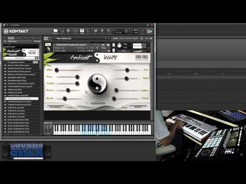 Big Fish Friday: Ambient White Kontakt Library Review - SoundsAndGear.com