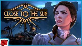 Close To The Sun Part 1   PC Horror Game   Gameplay Walkthrough
