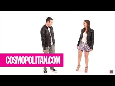 Couples Dress Each Other | Cosmopolitan