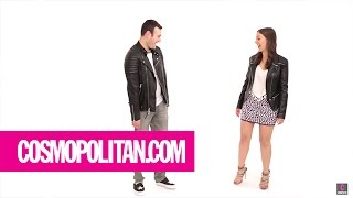 Couples Dress Each Other   Cosmopolitan