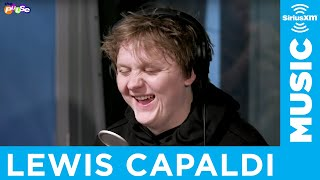 Lewis Capaldi Shares Memories From His Early Days As A Musician