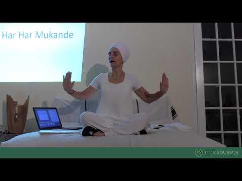 OKYC_23rd April 2018 - Kriya to Balance Fear, Anger and Grief