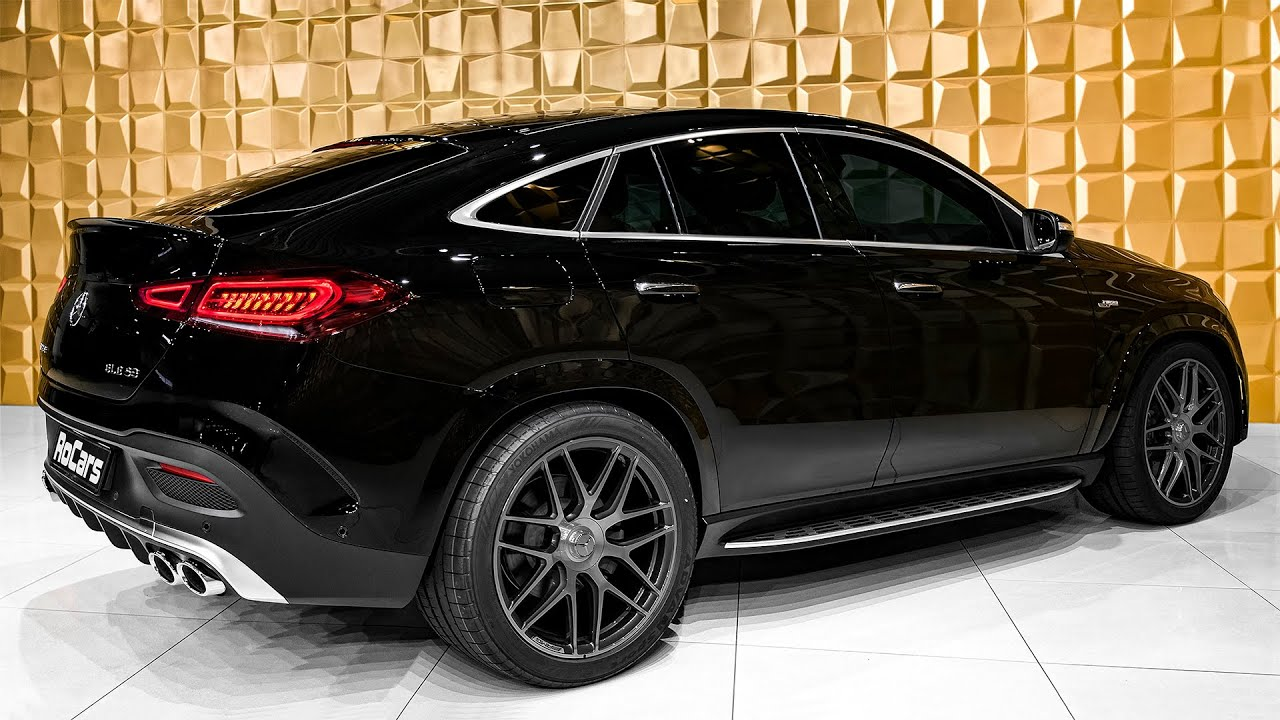 2021 Mercedes Amg Gle 53 Coupe Interior Exterior And Exhaust Sound Youtube