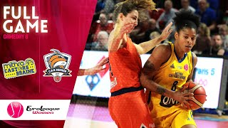 Castors Braine v Gelecek Koleji Cukurova - Full Game - EuroLeague Women 2019-20