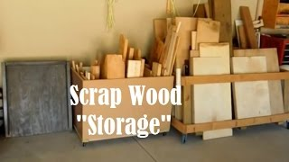 "Scrap Wood ""storage Box"" - Another Design"