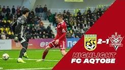 """#MATCHDAY Highlight #2 FC """"TOBOL"""" 2-1 FC """"AKTOBE"""""""